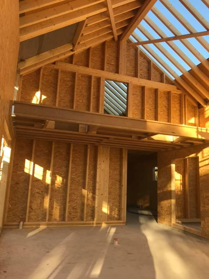 Maison Ossature Bois en Franche Comté